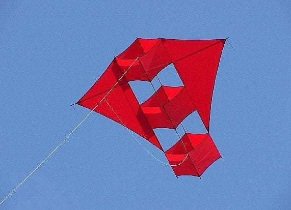 Kite Drawings, Models, and Patterns