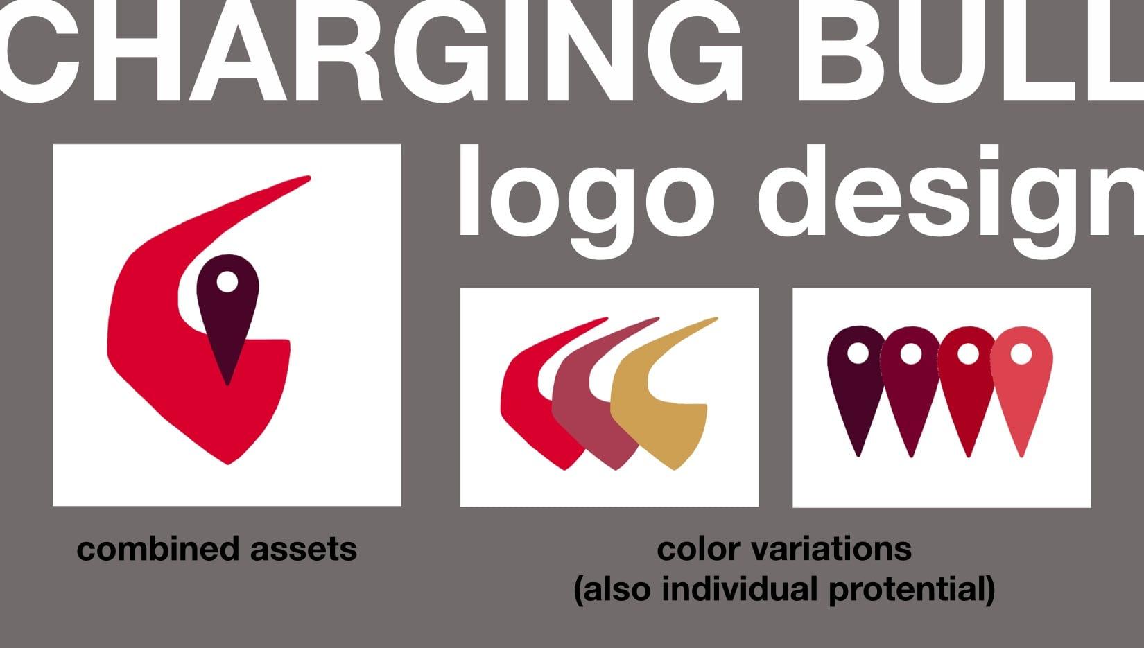Charging Bull Brand