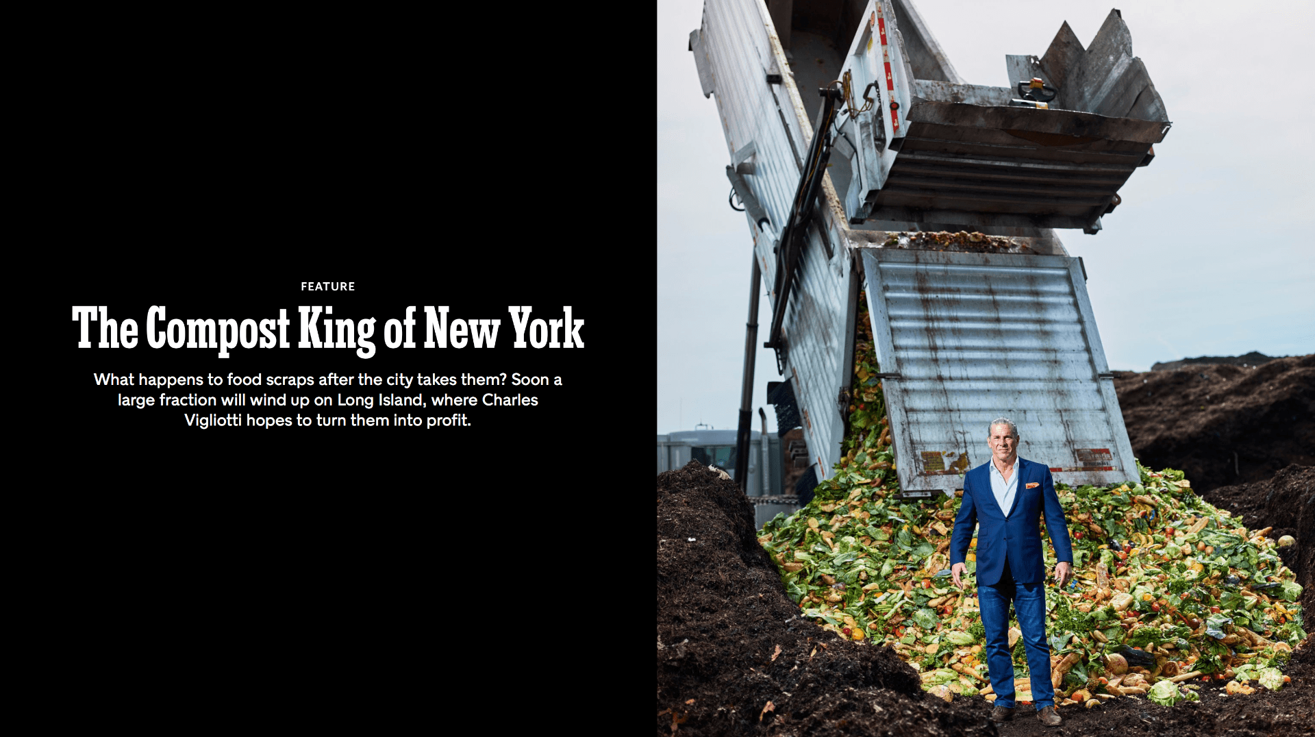 The Compost King of New York