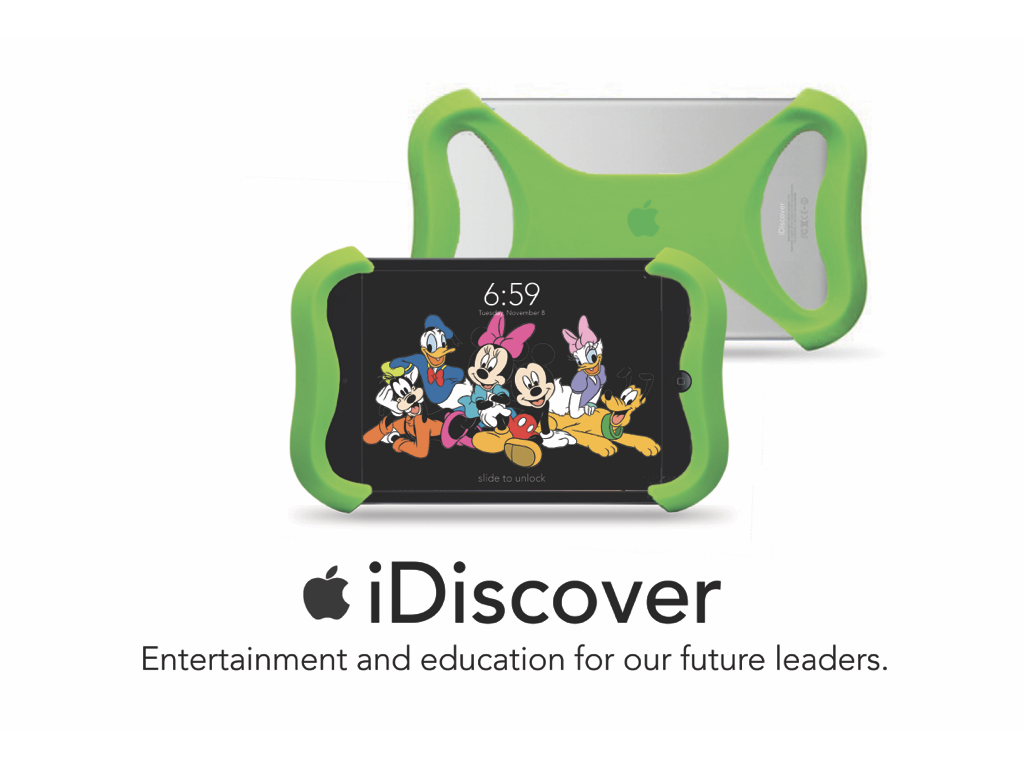 Apple Brand Extension Pitch: iDiscover