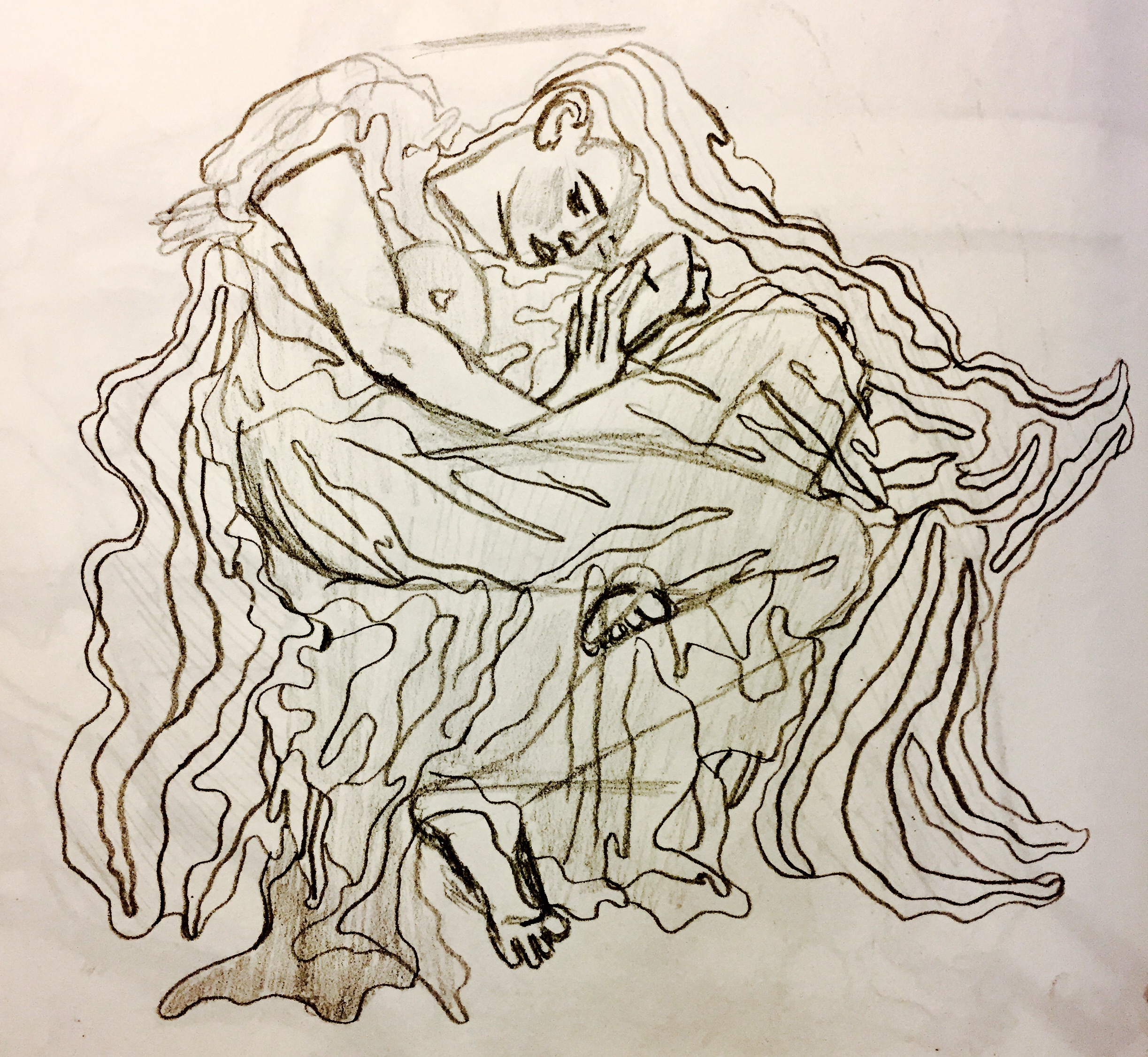 Drawing/Imaging: Favorite Human Figure Drawing