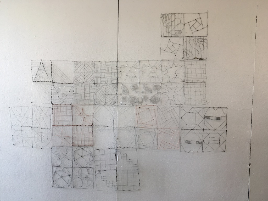 Space and Materiality: Wire Screens