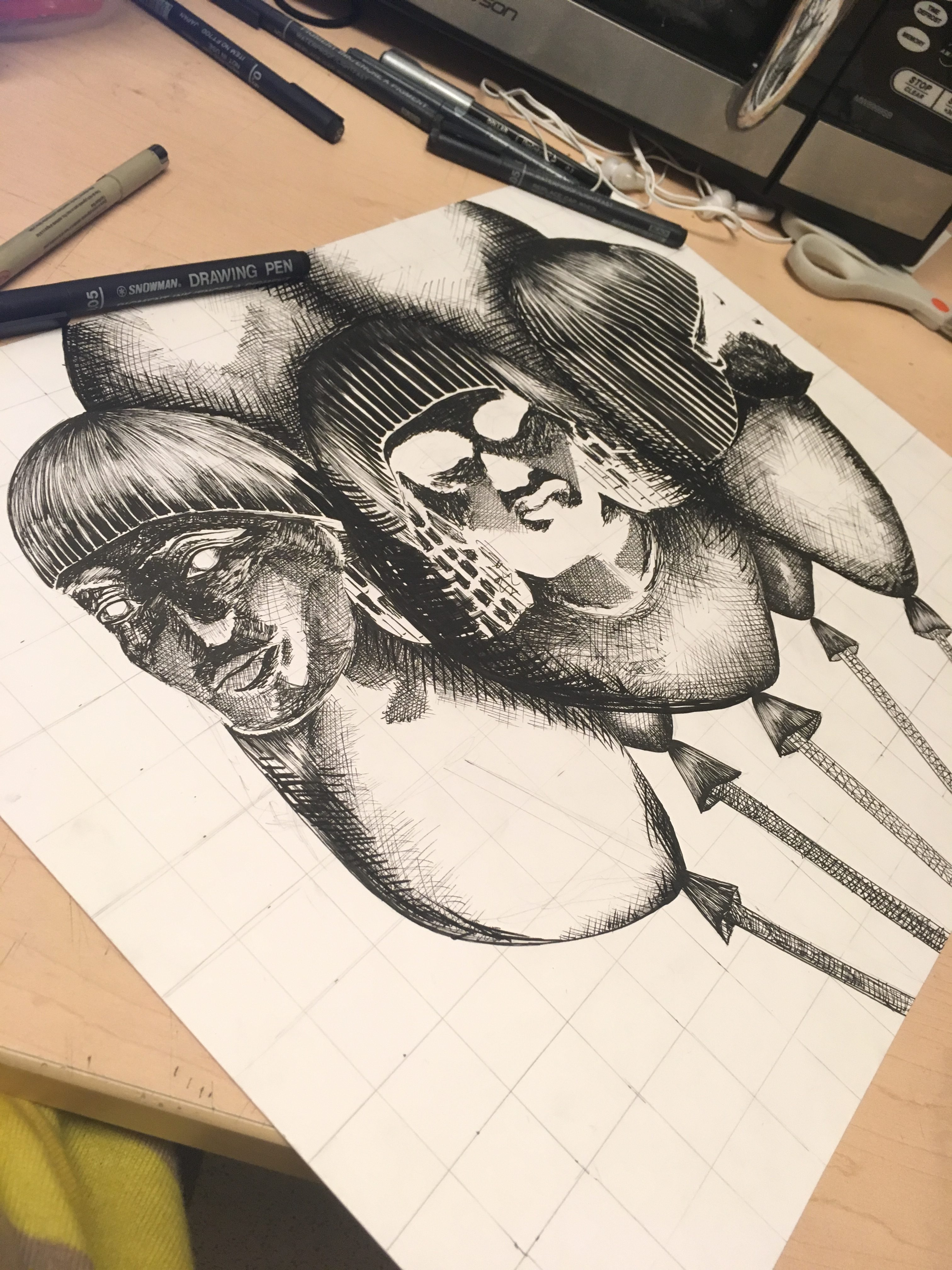 drawing assignment