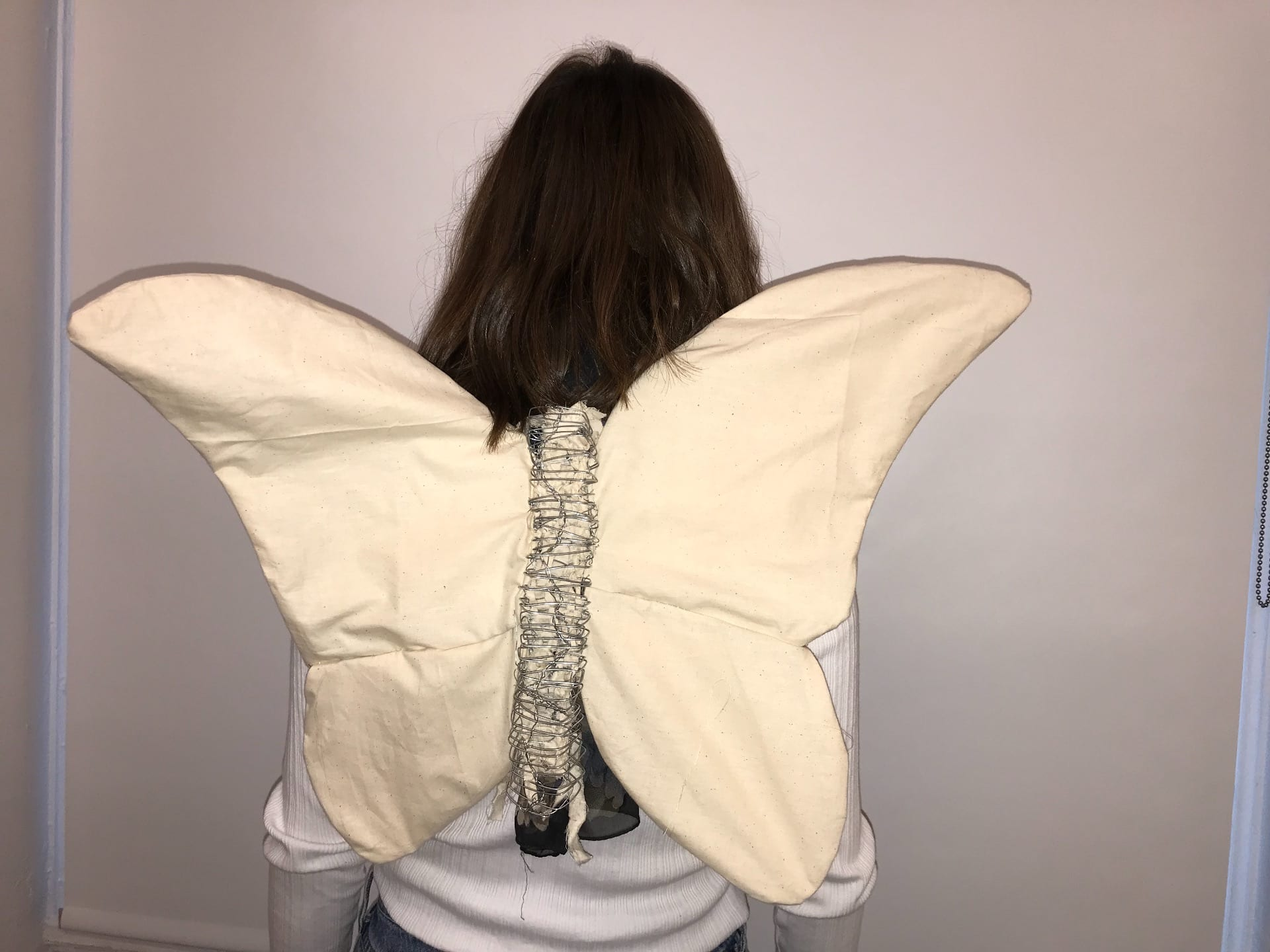 Communicative Sculpture : Butterfly Wings