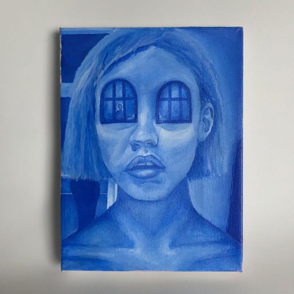 Brilliant Blue: A Color Study
