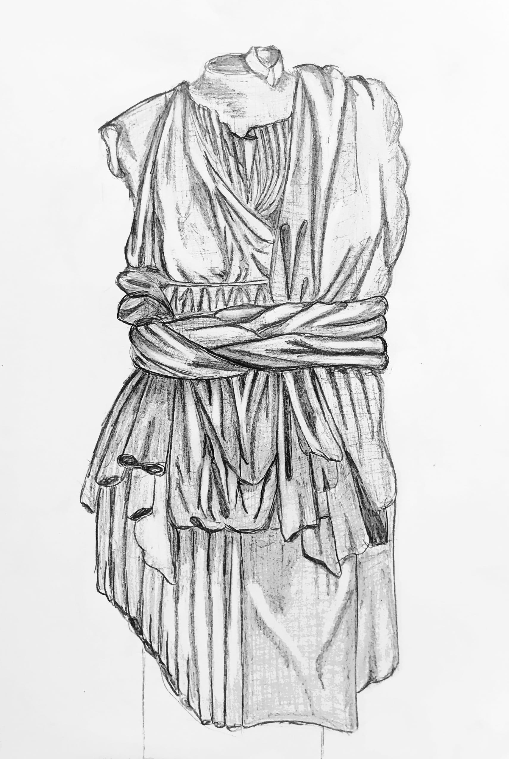 Drapery Drawing