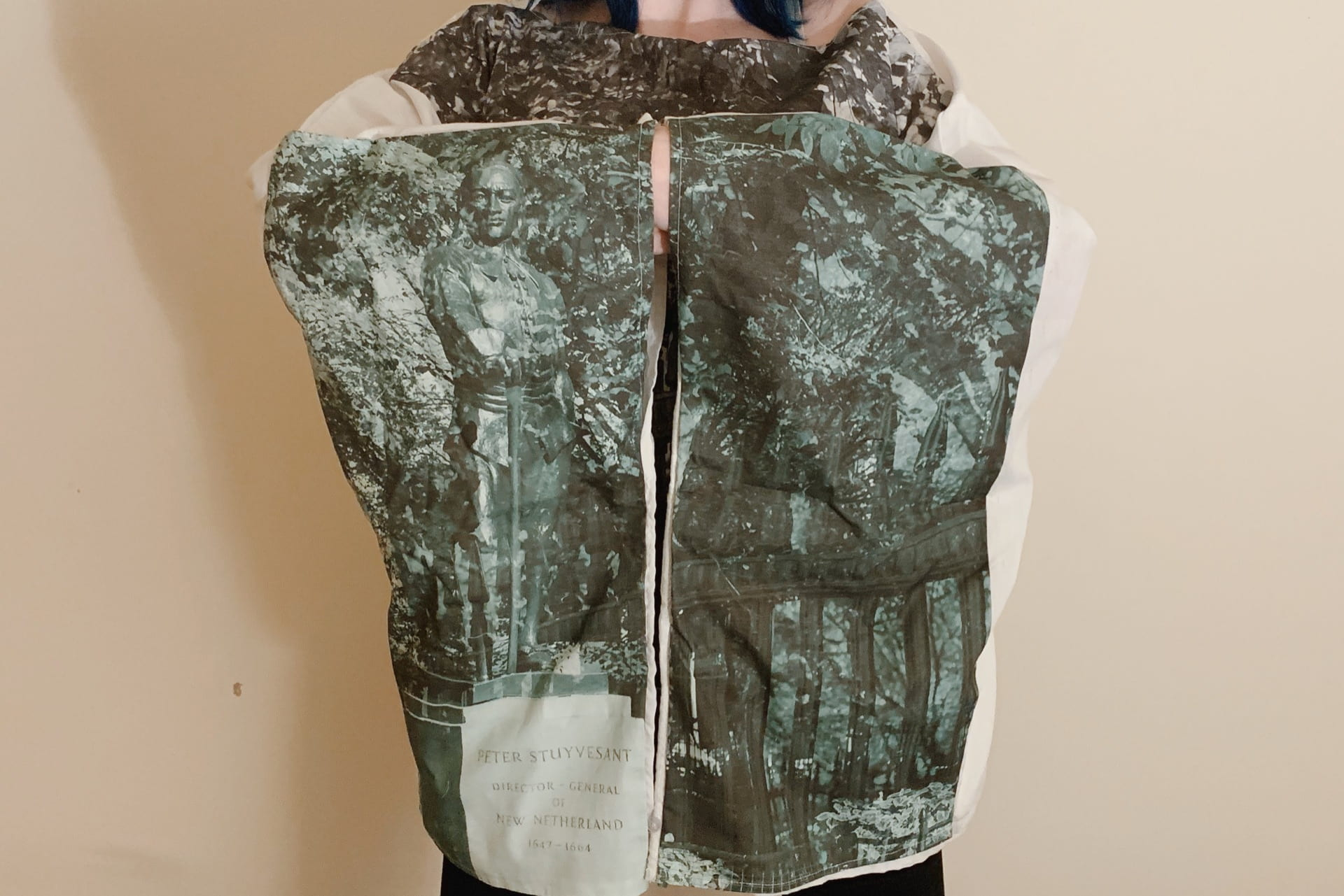 Space & Materiality Subculture Wearable Object