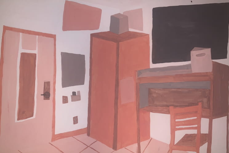 Drawing & Imaging Perspective Painting