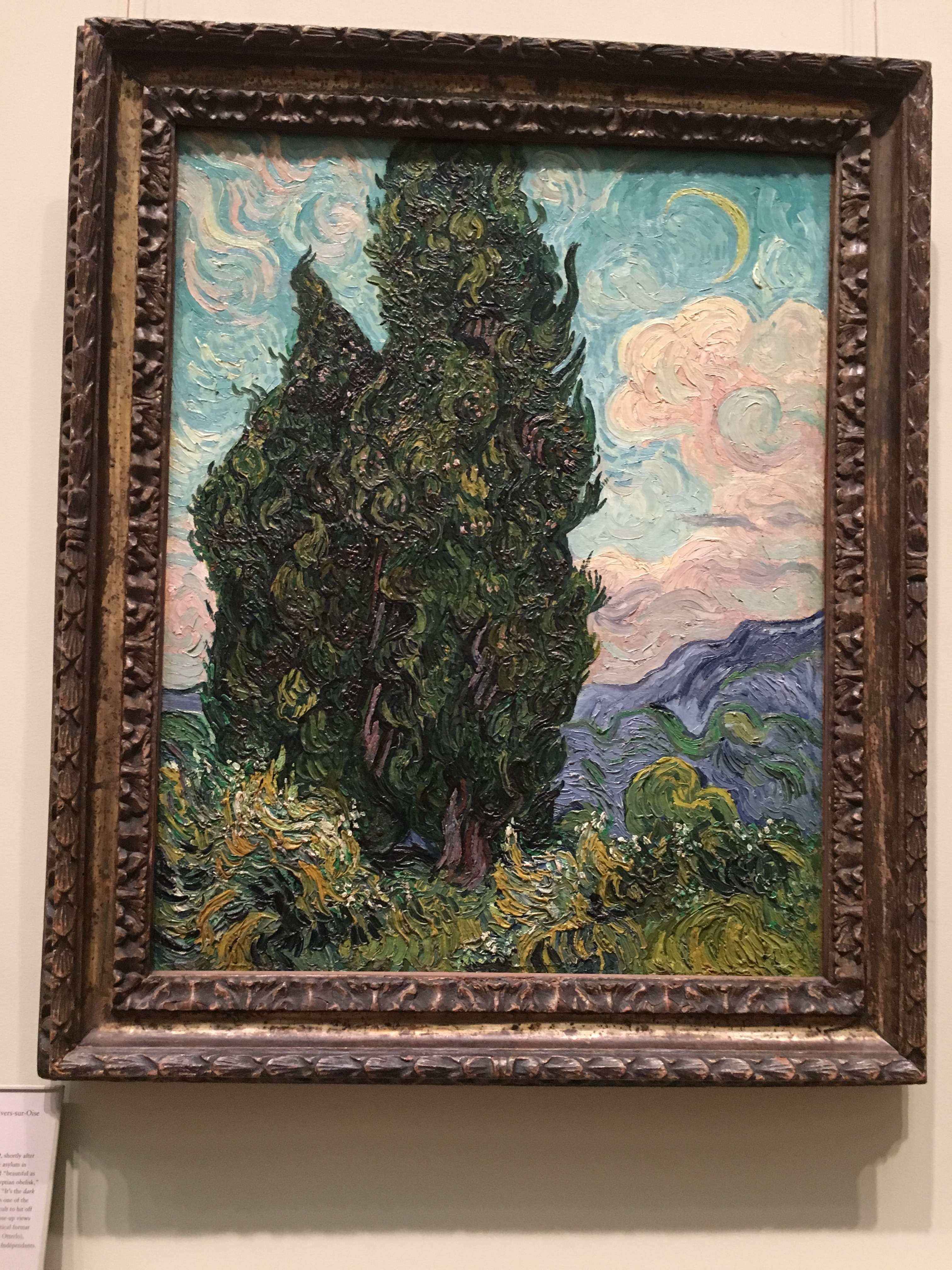 Picture at the MET