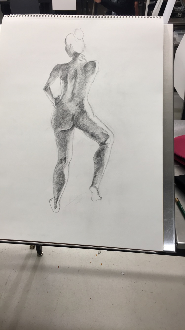 Drawing/Imaging – Live Figure Drawing Sessions