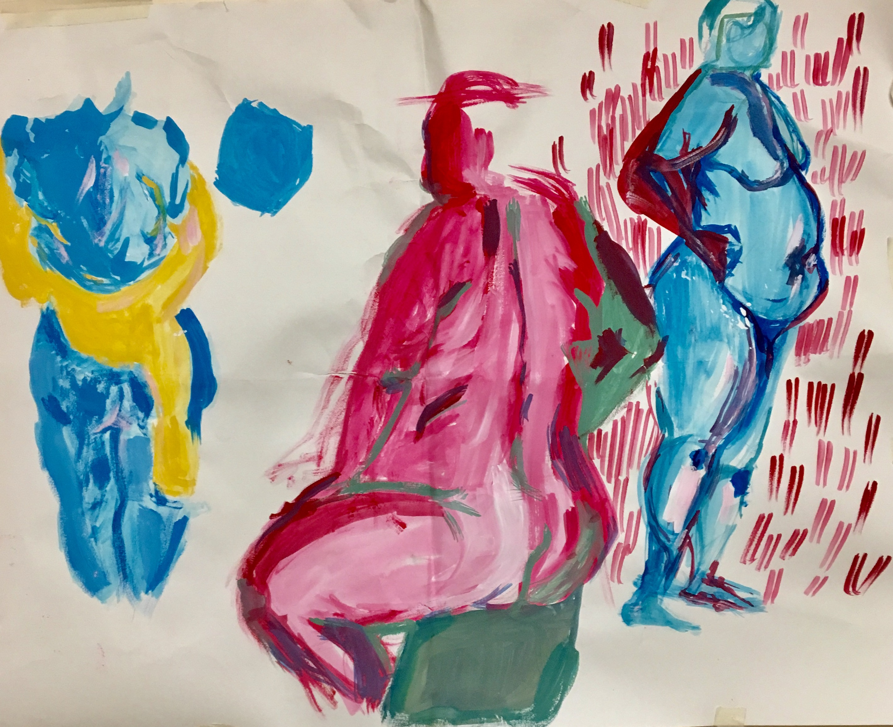 Color figure studies