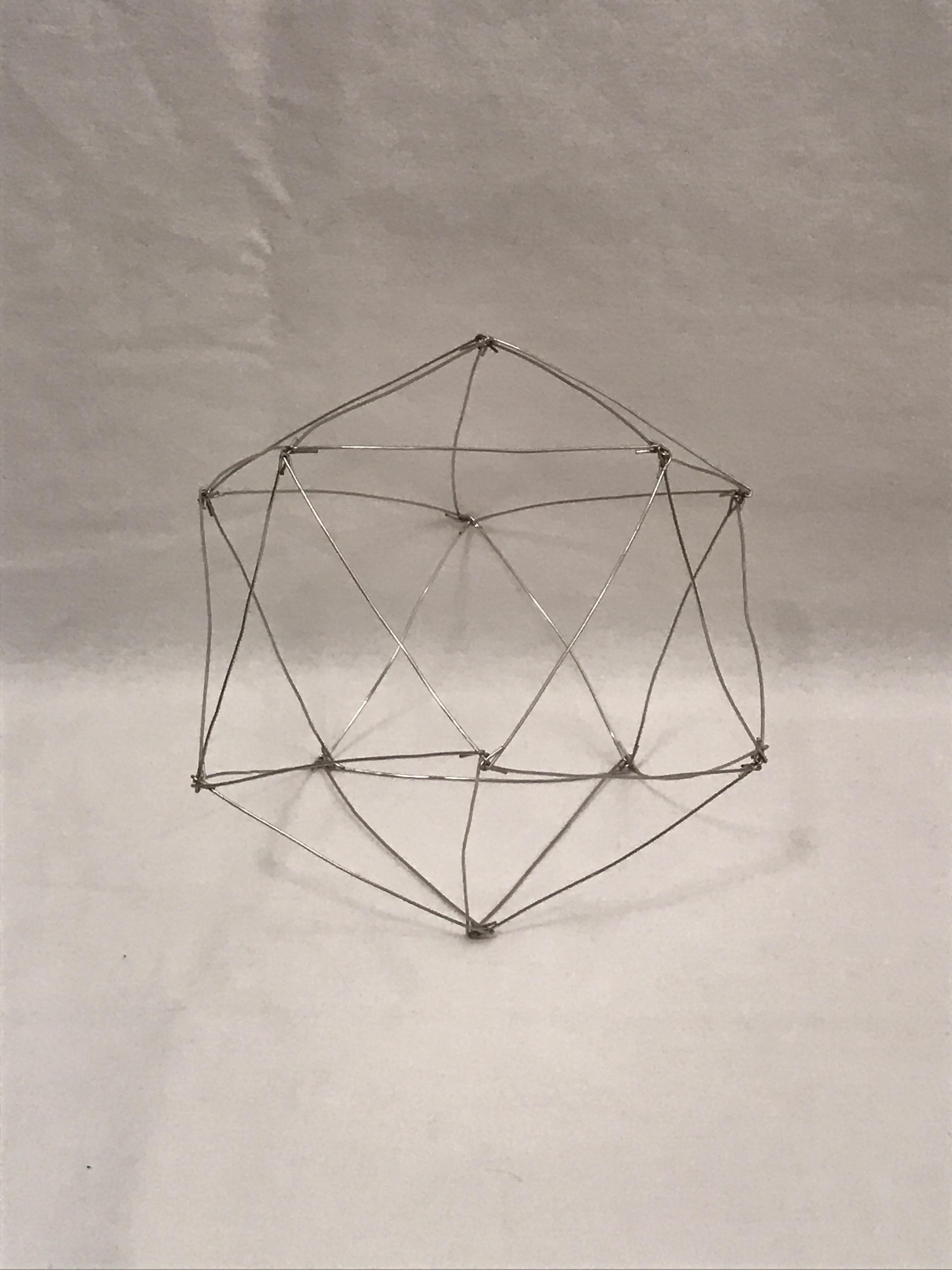 Platonic Solid: Icosahedron