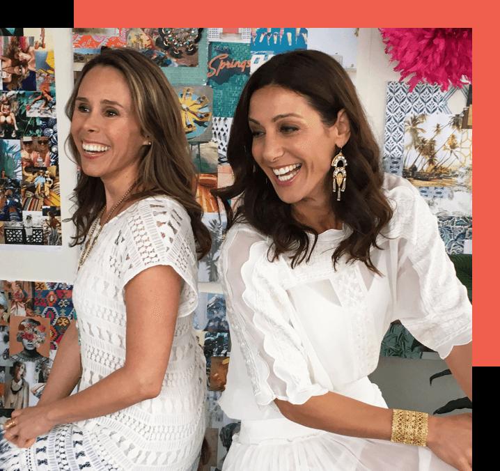 Jessica Herrin and Blythe Harris – Stella & Dot – Jewelry