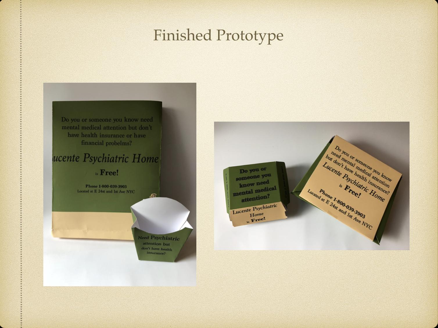 Final Prototype Slideshow