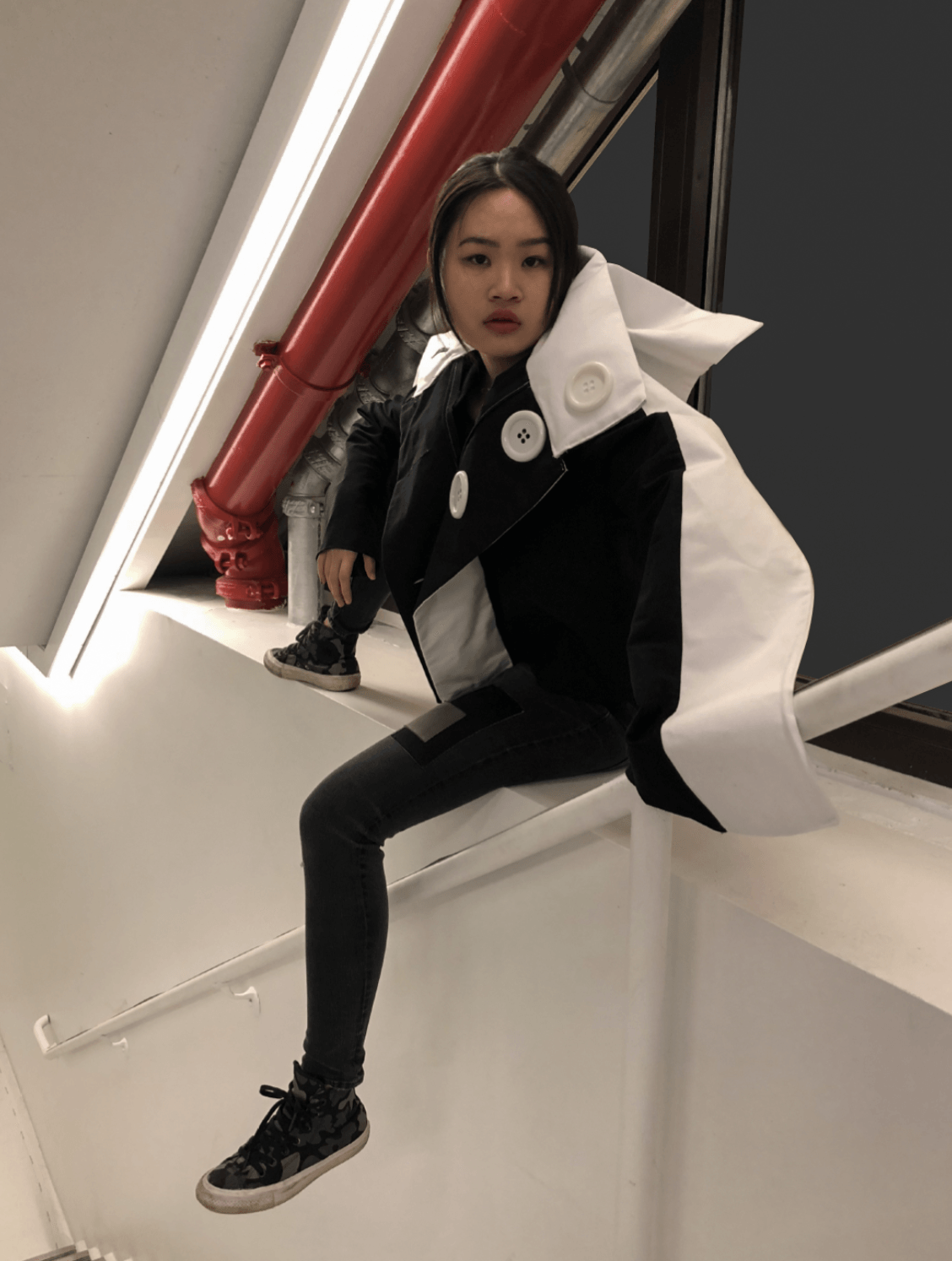 """Cruella"" Jacket Creative Tech"