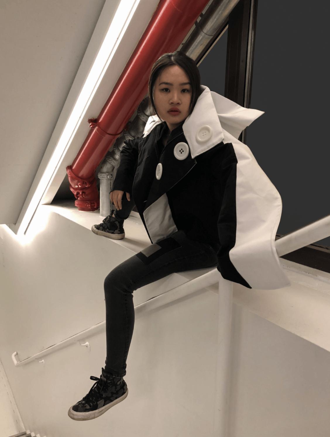 """Cruella"" Jacket Creative Tech"