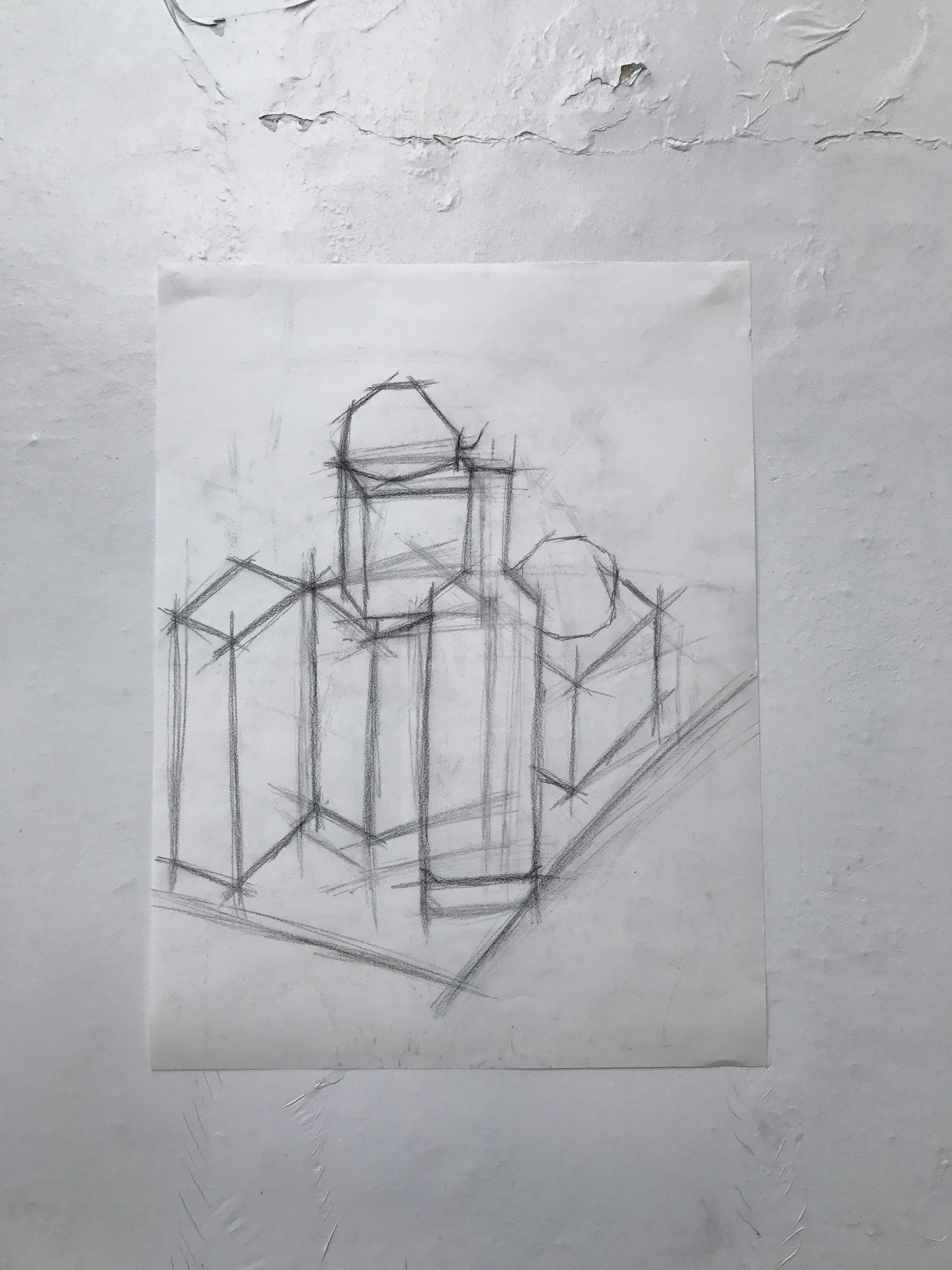 Drawing/Imaging – boxes & bottles