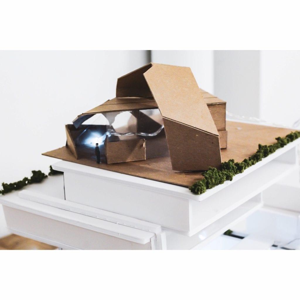Constructed Environments Studio – Bridge 1