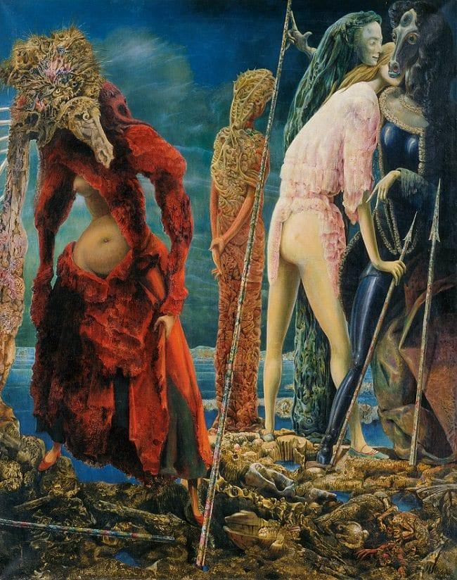 Max Ernst: Creativity