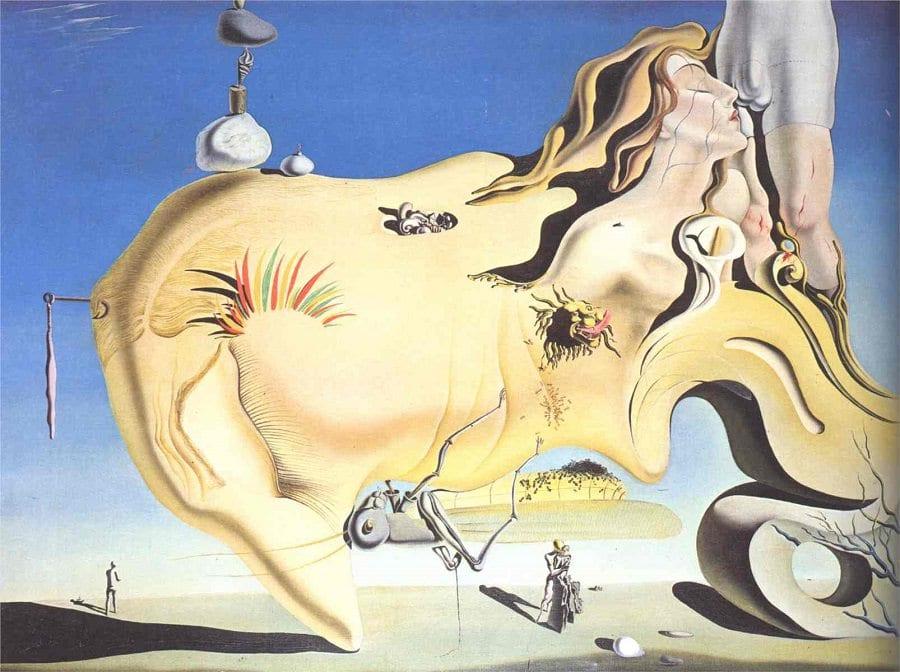 Salvador Dali: Imagination