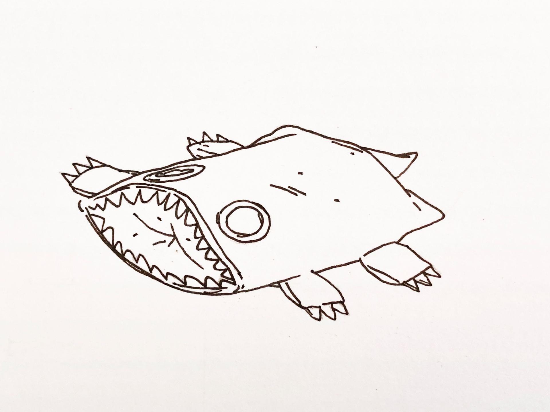 Pillow Monster