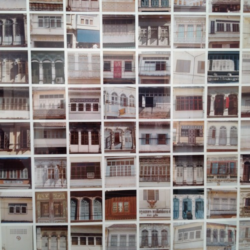 Time Archive examples – Photo Grids
