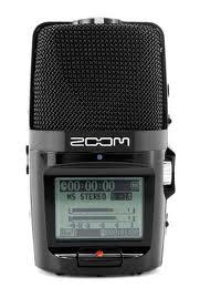 Zoom H2n recorder tutorials