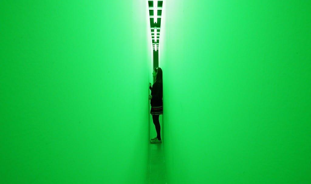 Bruce Nauman – Corridors