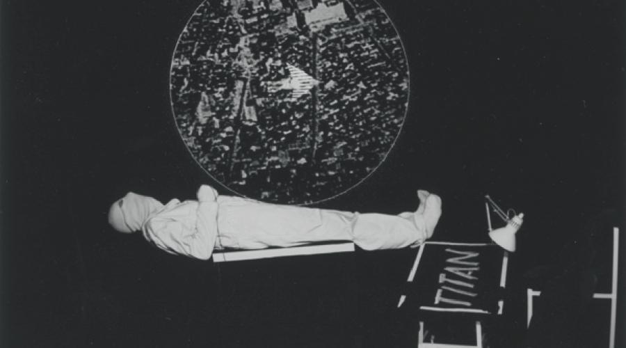Klaus Lutz – Im Universum