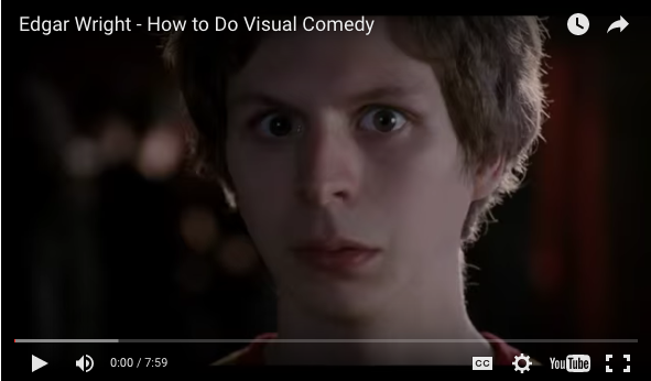 How to do Visual Comedy