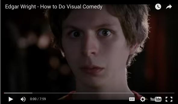 How to do Visual Comedy