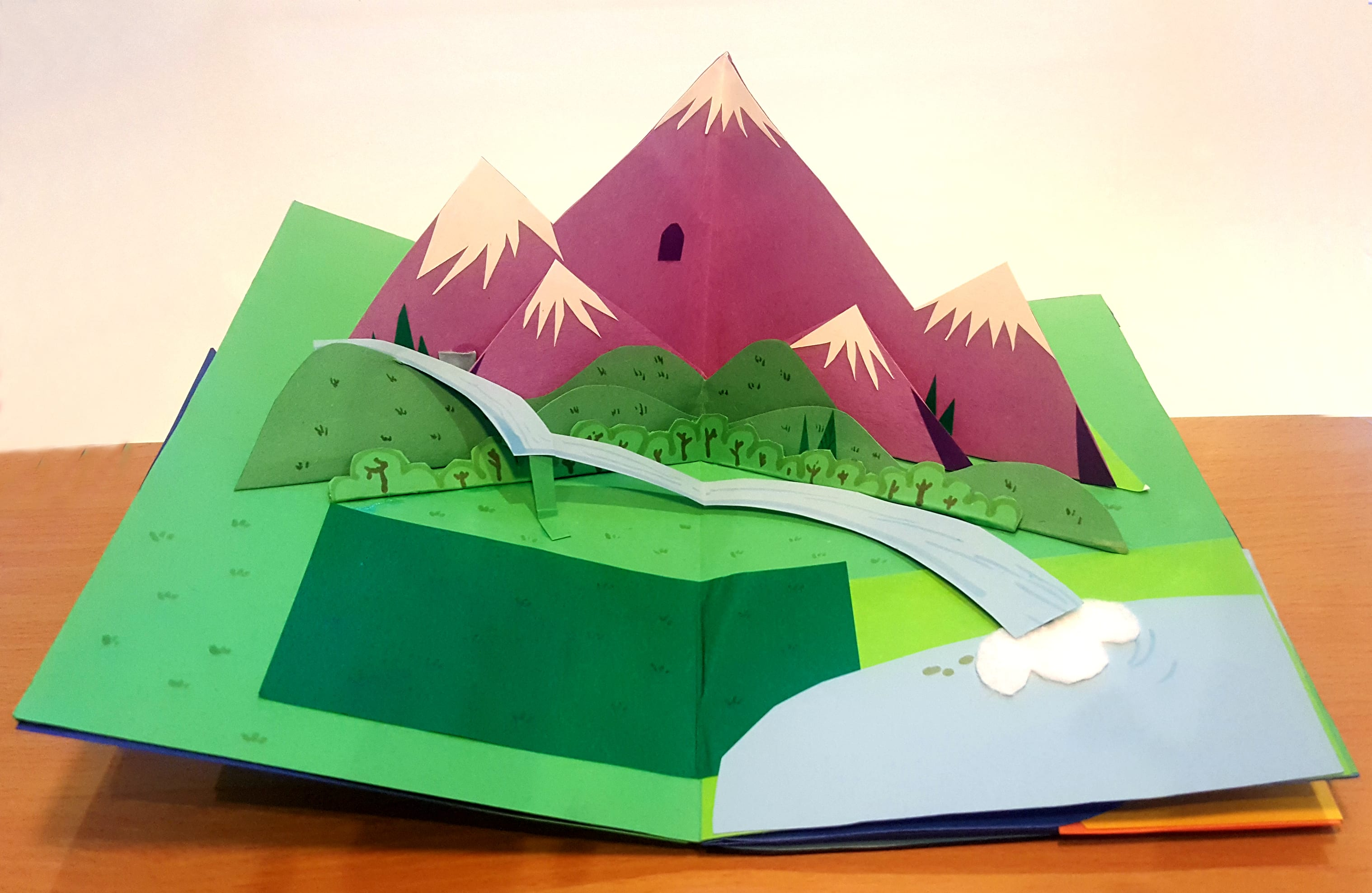Project 1: Pop-up Book