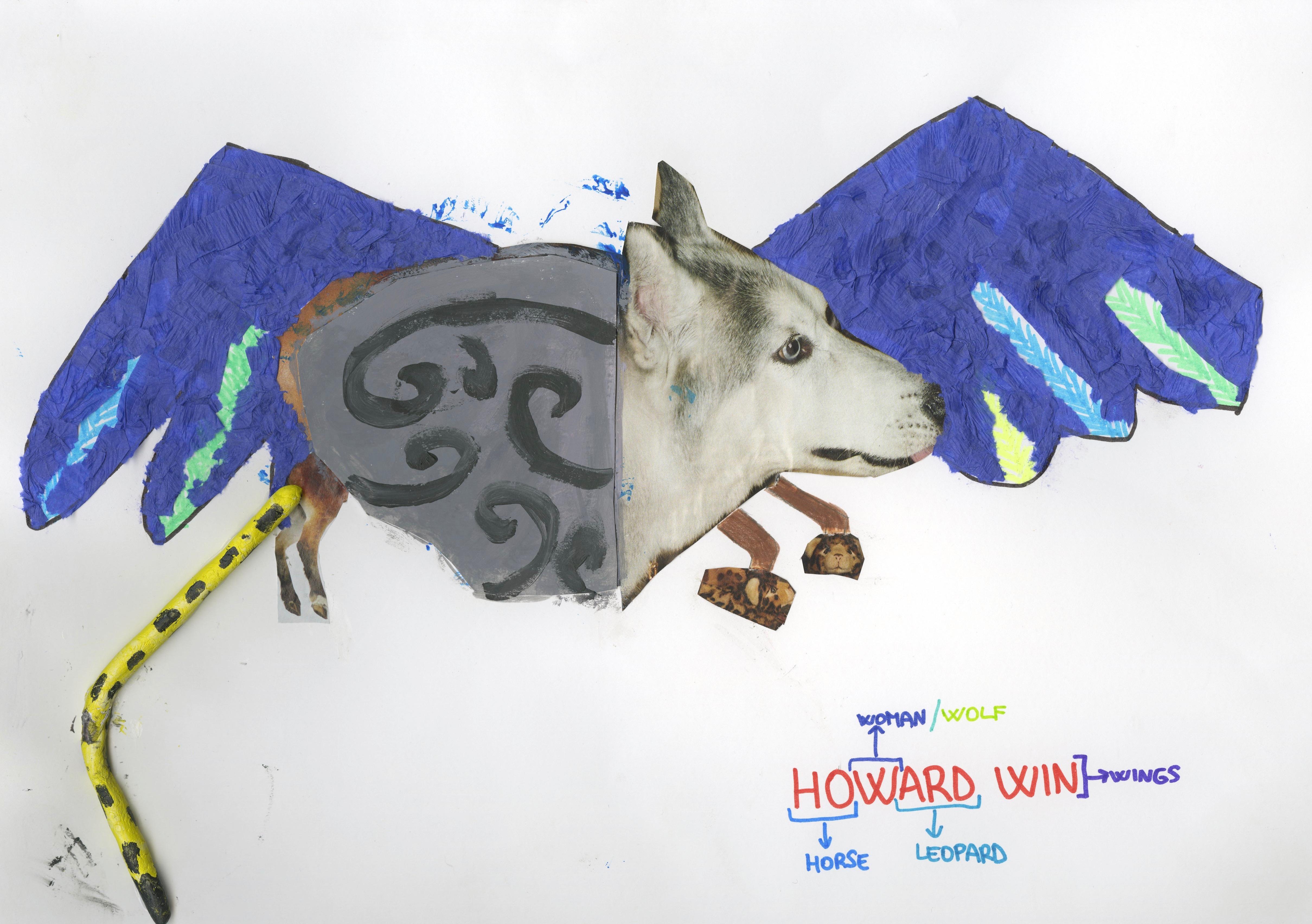 Imaginary Hybrid Animal