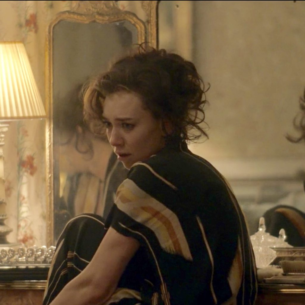 Day 6: Screen shot from Netflix show Crown