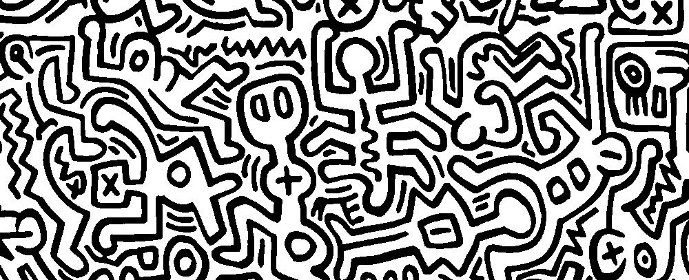 Artist Research – Keith Haring