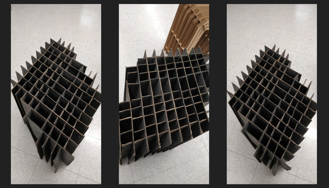Space + Materiality- Project 3