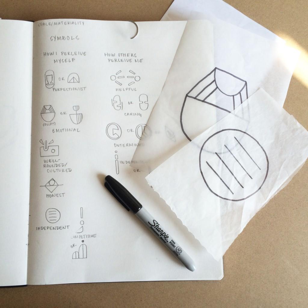 Personal Symbol Sketchbook
