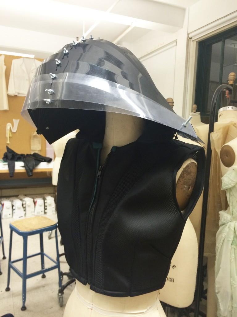 Helmet Open