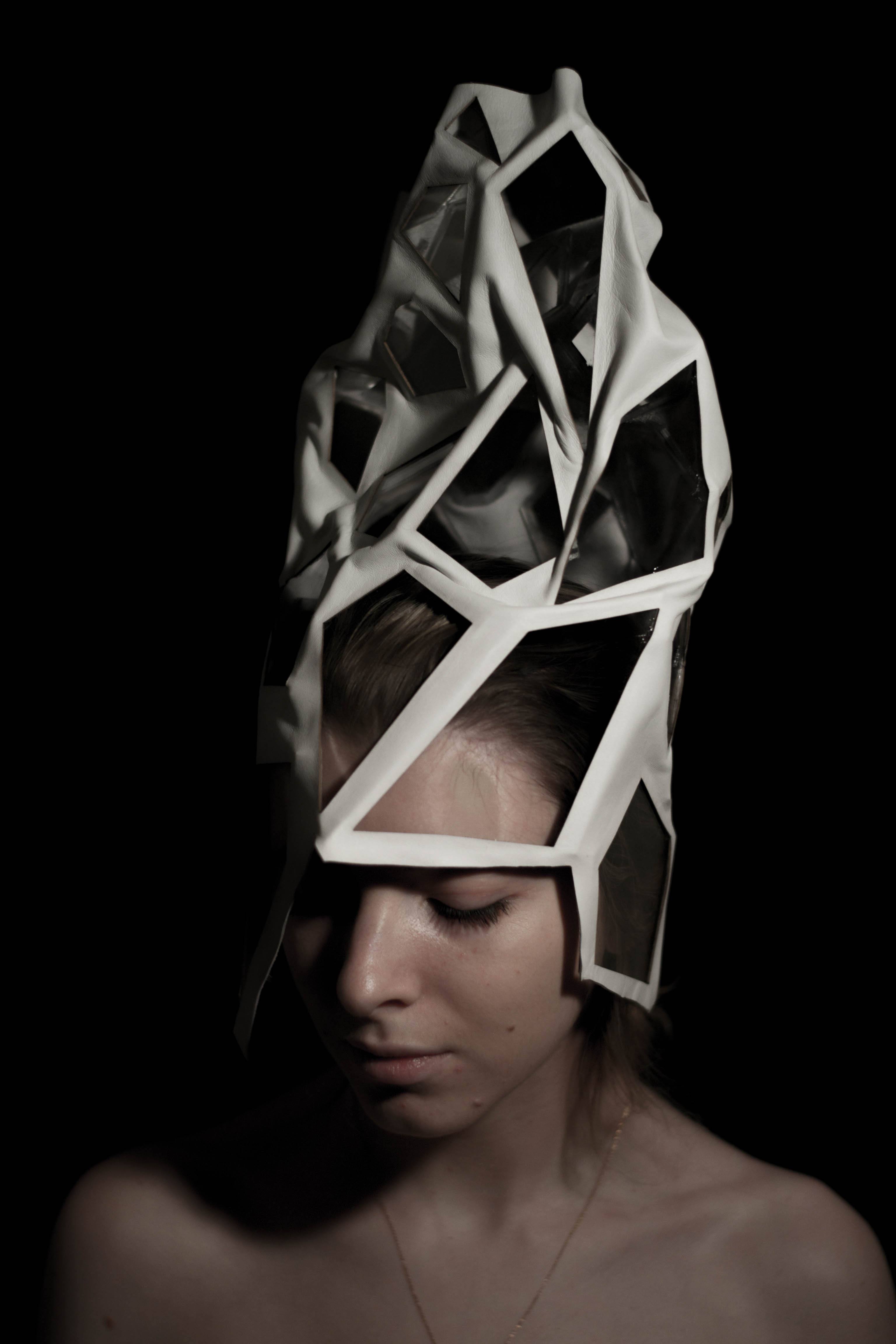 Tessellated Head Piece