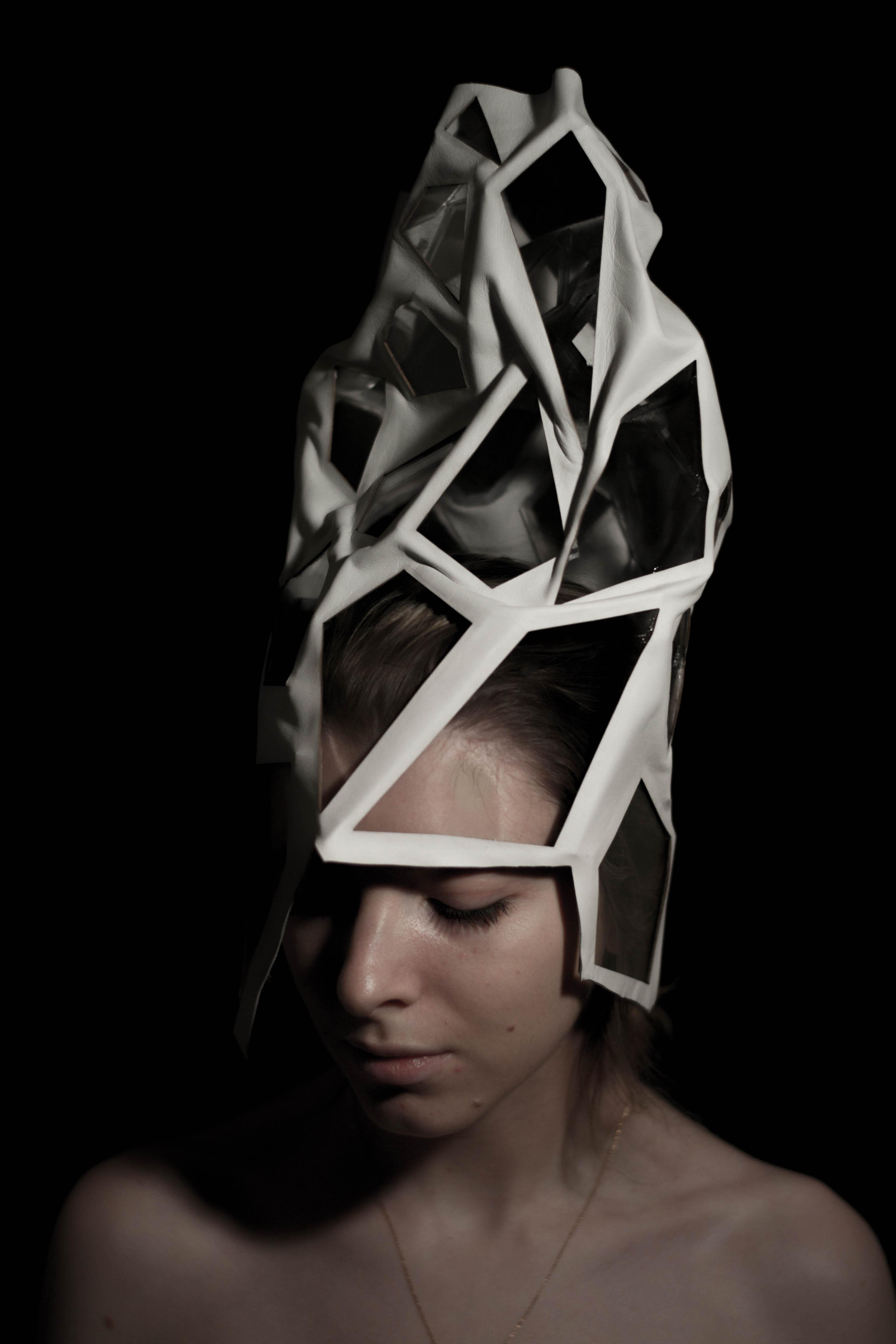 Tessellated Head Piece