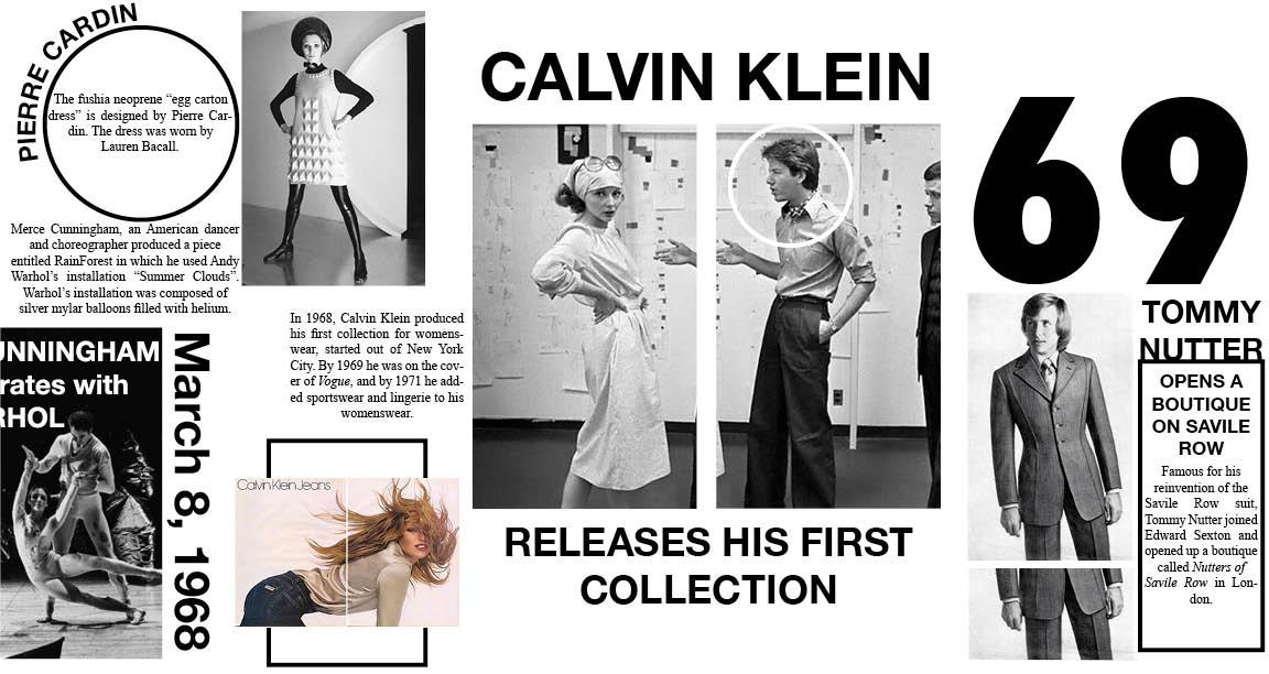 Timeline II: 1965-1974