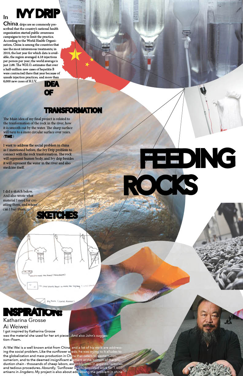 Time Final: Feeding Rocks