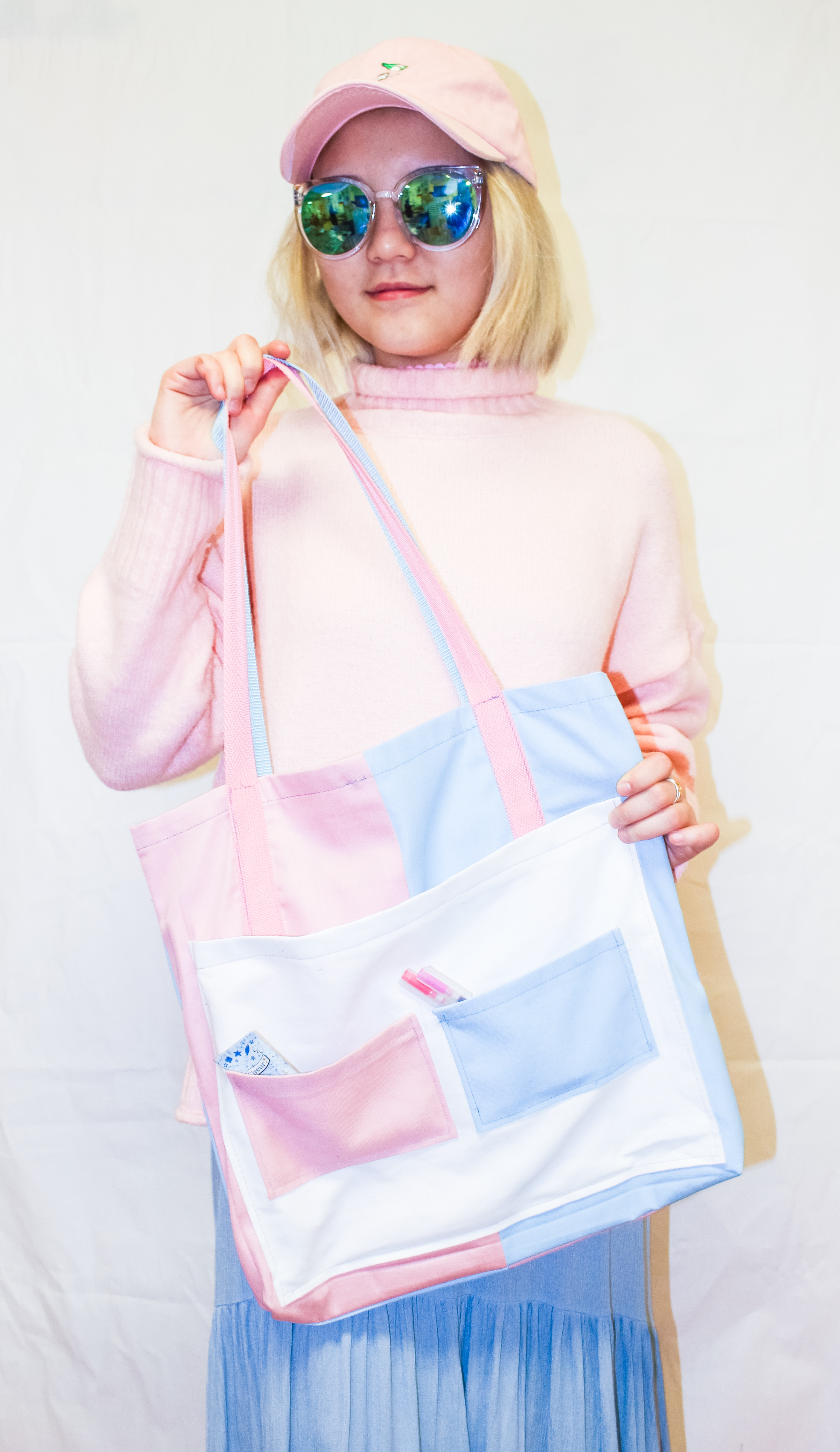 Soft Structures – Tote Bag