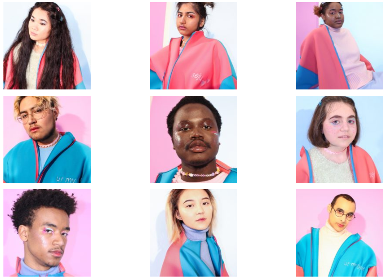 Integrative Studio/Seminar 2: Final – Representation of Marginalized Communities in the Fashion Industry