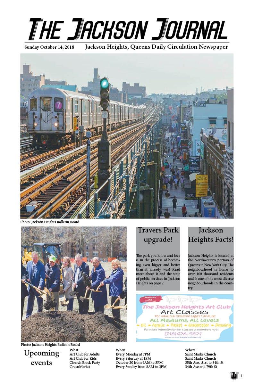 BRIDGE 3 NEWSPRINT: THE JACKSON JOURNAL