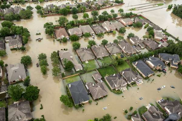 Houston Flood Article Response