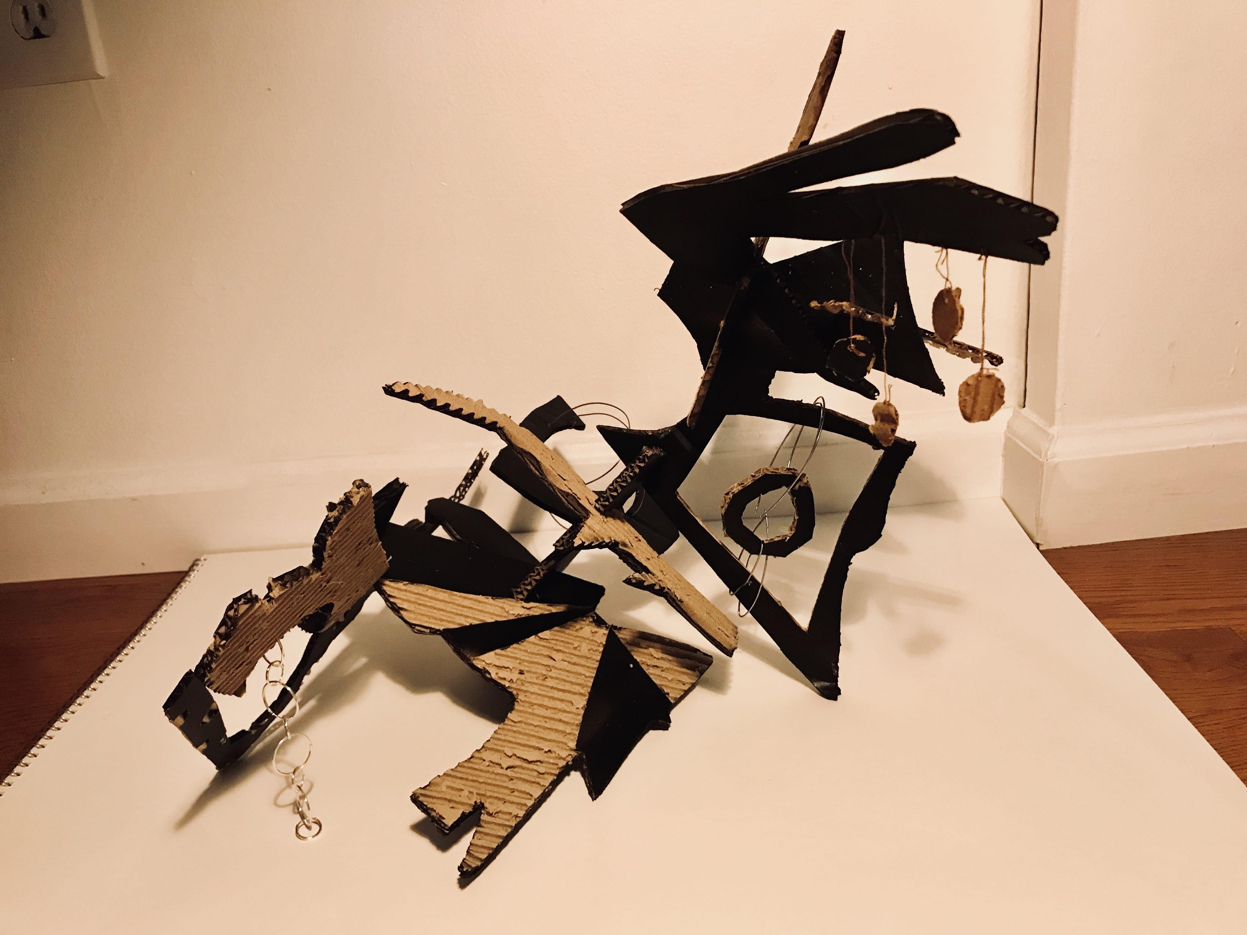 Abstract Cardboard Final
