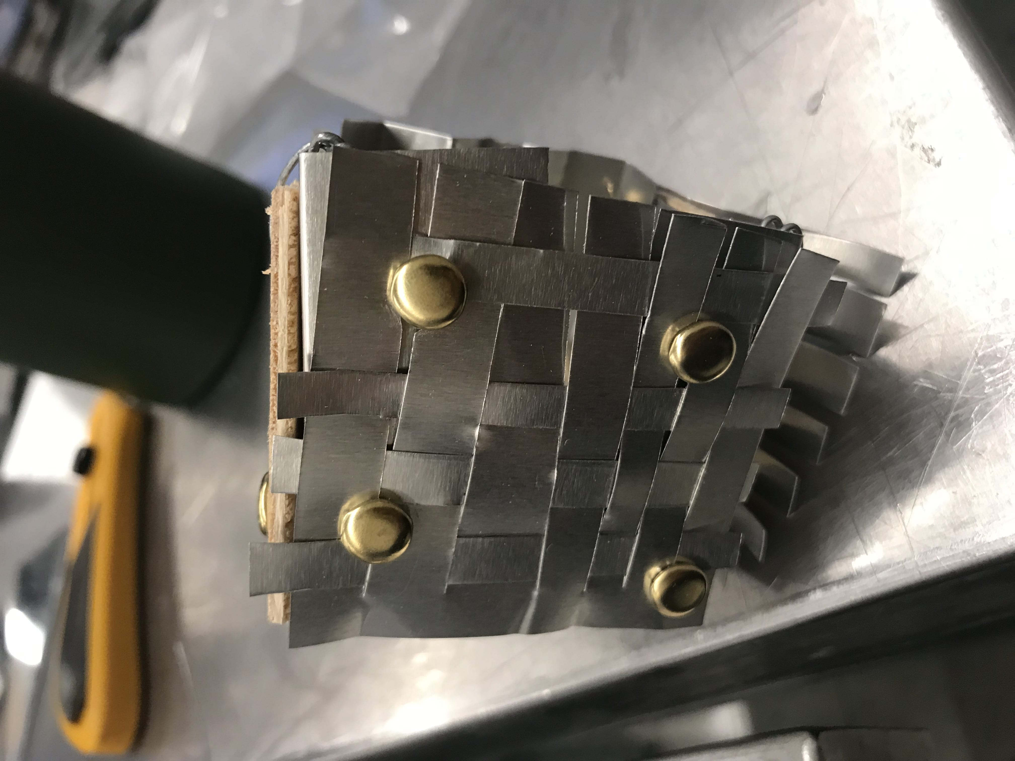 Multi-material Cube