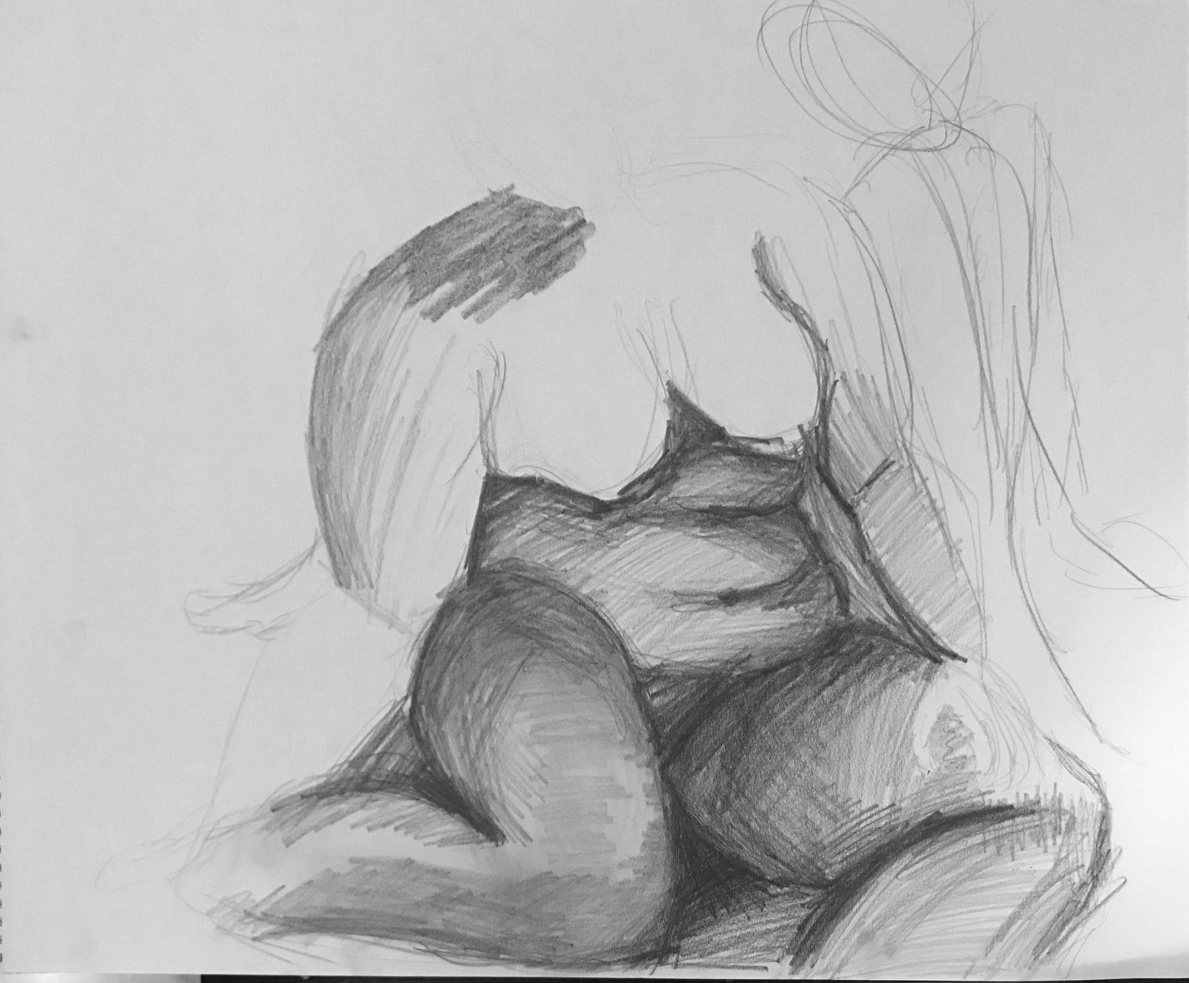 Three Weeks Figure Drawing