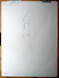 9/1/16 - 5 minute pose